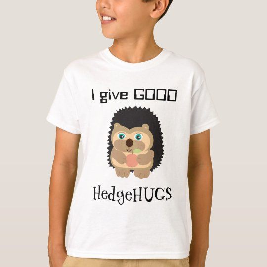 Hedgehog cute and unique T-Shirt