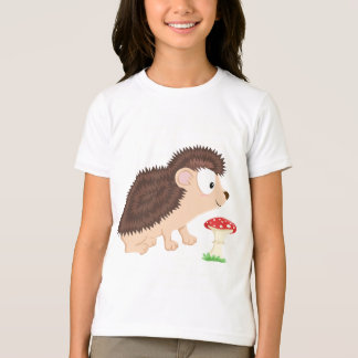 Hedgehog from my Forest series T-Shirt