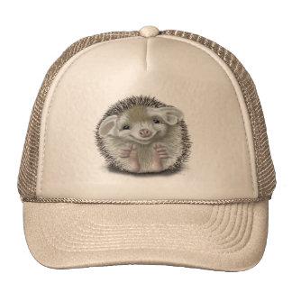 Hedgehog Mesh Hat