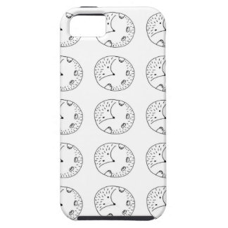 hedgehog iPhone 5 case