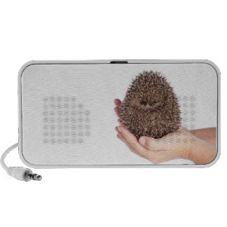 hedgehog iPod speakers