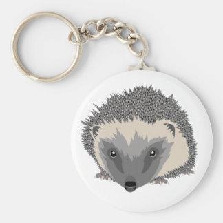 Hedgehog Key Chain