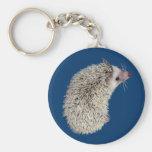 Hedgehog Keychain 2