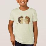 Hedgehog Kids tshirt for Girl