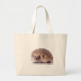 Hedgehog, Large Tote Bag