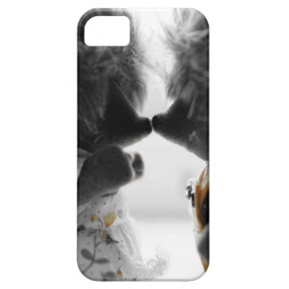 Hedgehog Love iPhone 5 Covers