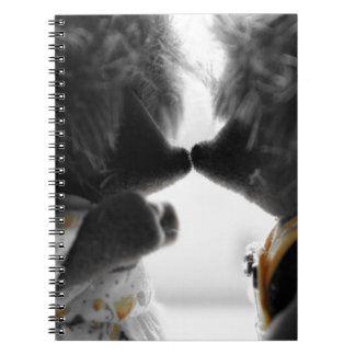 Hedgehog Love Note Books