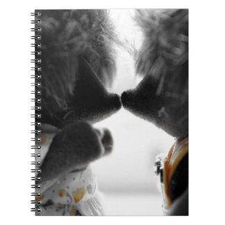 Hedgehog Love Notebook