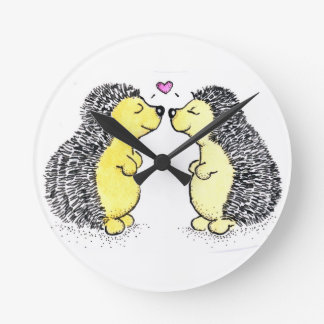 Hedgehog Love, Time for Love Clock