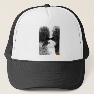 Hedgehog Love Trucker Hat