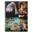 Hedgehog Masterpieces Notebook