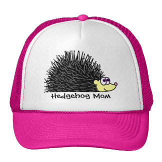 Hedgehog Mom Hat