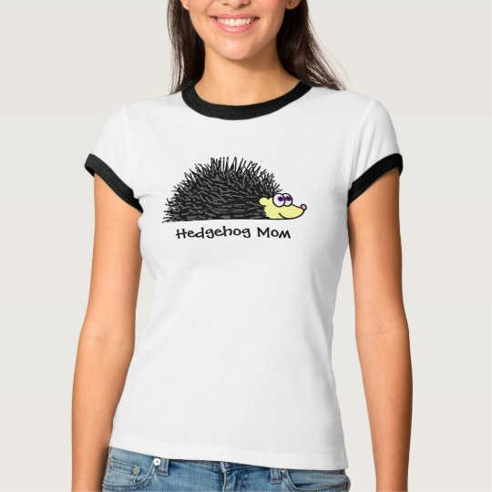 Hedgehog Mum Shirt - Customisable!