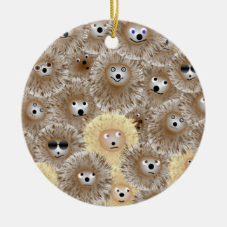 Hedgehog Ornament