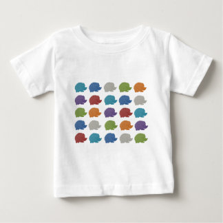 Hedgehog Pop Art Baby T-Shirt