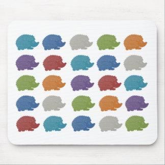 Hedgehog Pop Art Mouse Mat