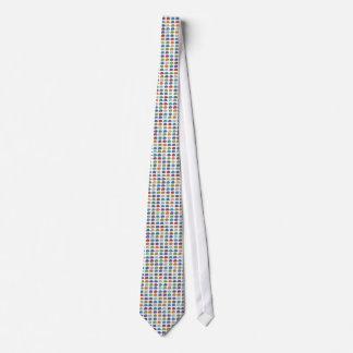 Hedgehog Pop Art Tie