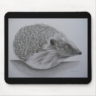 Hedgehog Products (2) Mouse Mat