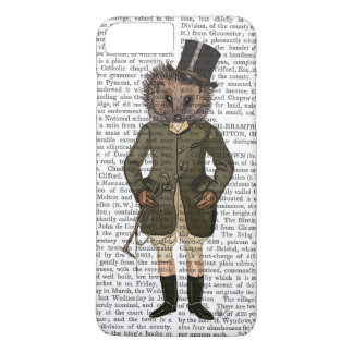Hedgehog Rider Full iPhone 8 Plus/7 Plus Case