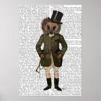 Hedgehog Rider Full Poster