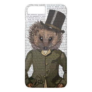 Hedgehog Rider Portrait iPhone 8 Plus/7 Plus Case