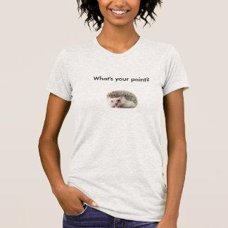 Hedgehog - Sarcasm T Shirts