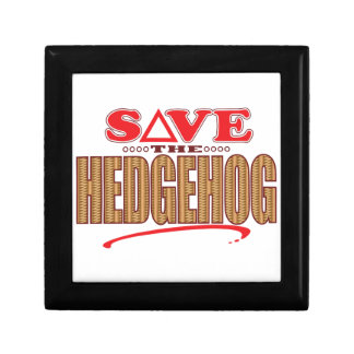 Hedgehog Save Gift Box
