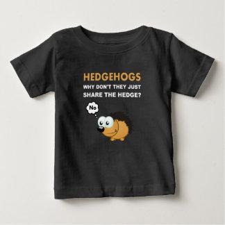 Hedgehog Share Baby T-Shirt