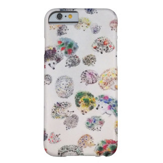 hedgehog social network barely there iPhone 6 case