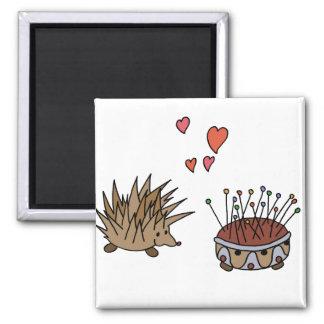 Hedgehog - sprocket wheel magnet