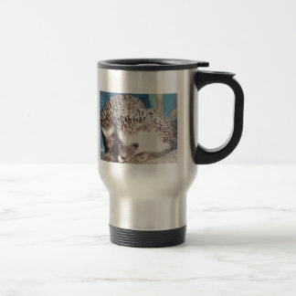 Hedgehog travel mug