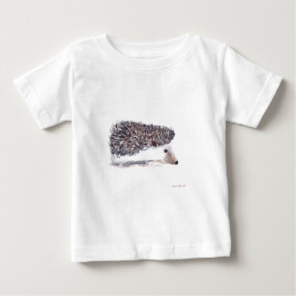 Hedgehog wild animal wildlife baby T-Shirt