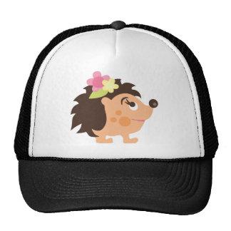 HedgehogFamP13 Cap