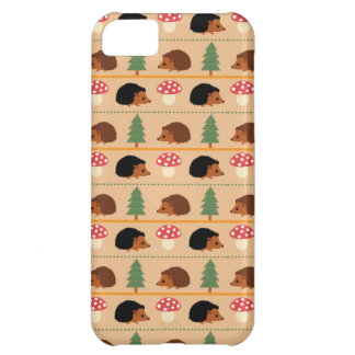 Hedgehogs 2 iPhone 5C case