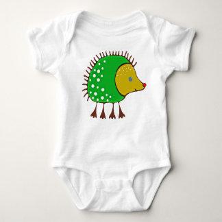 Hedgehogs Baby Bodysuit