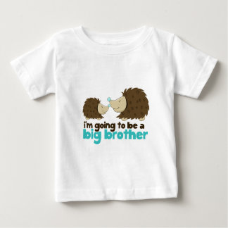Hedgehogs Big Brother Kids Infant T-shirt