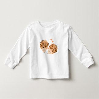Hedgehogs illustration toddler T-Shirt