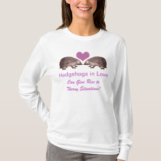 Hedgehogs in Love Give Rise to Thorny Situations!