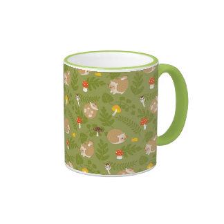 Hedgehogs Coffee Mug