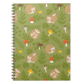 Hedgehogs Notebooks