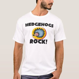 Hedgehogs Rock T-Shirt