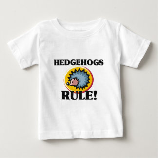 HEDGEHOGS Rule! Baby T-Shirt