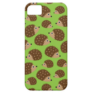 Hedgehogs seamless pattern (ver.3) case for the iPhone 5