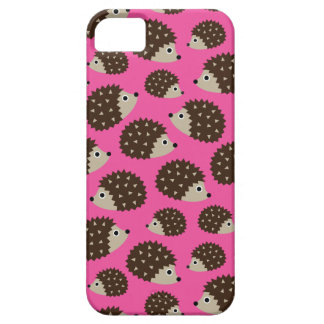 Hedgehogs seamless pattern (ver.5) iPhone 5 cases