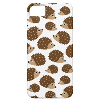 Hedgehogs seamless pattern (ver.6) iPhone 5 case