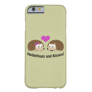 Hedgehugs and Kisses Hedgehog Love Barely There iPhone 6 Case