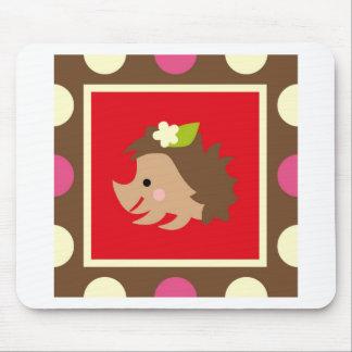 HedgeLBBlo1 Mouse Pad