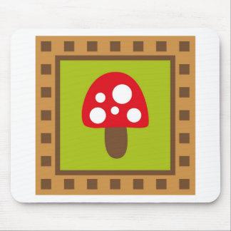 HedgeLBBlo8 Mouse Pad