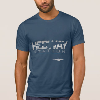 HEDWAY Station graphic tee