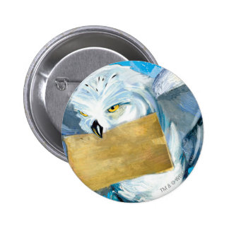 Hedwig 6 Cm Round Badge